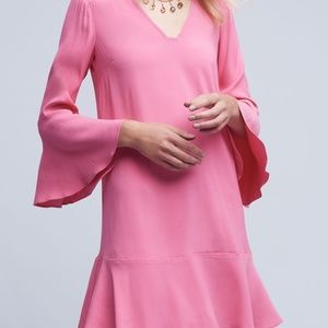 Anthropologie HD in Paris Carissa Bell Sleeve Dres